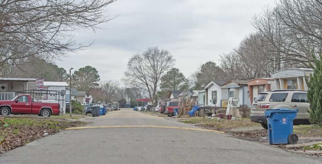 Nonprofit to revitalize mobile home park on Route 1
